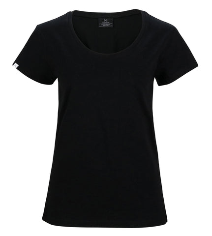 The Cavalier - Women's Black T-Shirt
