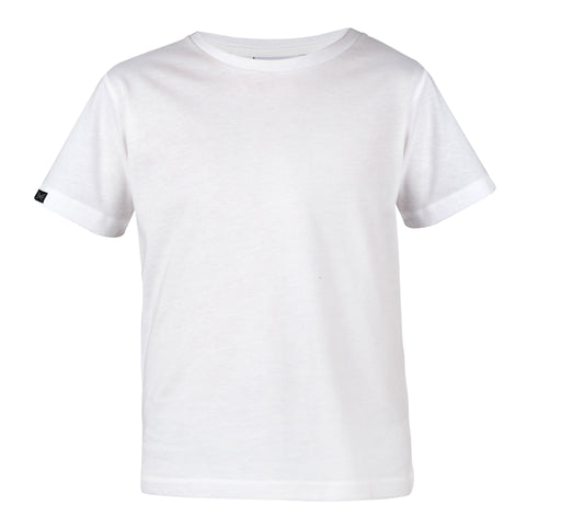 The Cavalier - Kid's White T-Shirt - Threadsmiths - 1