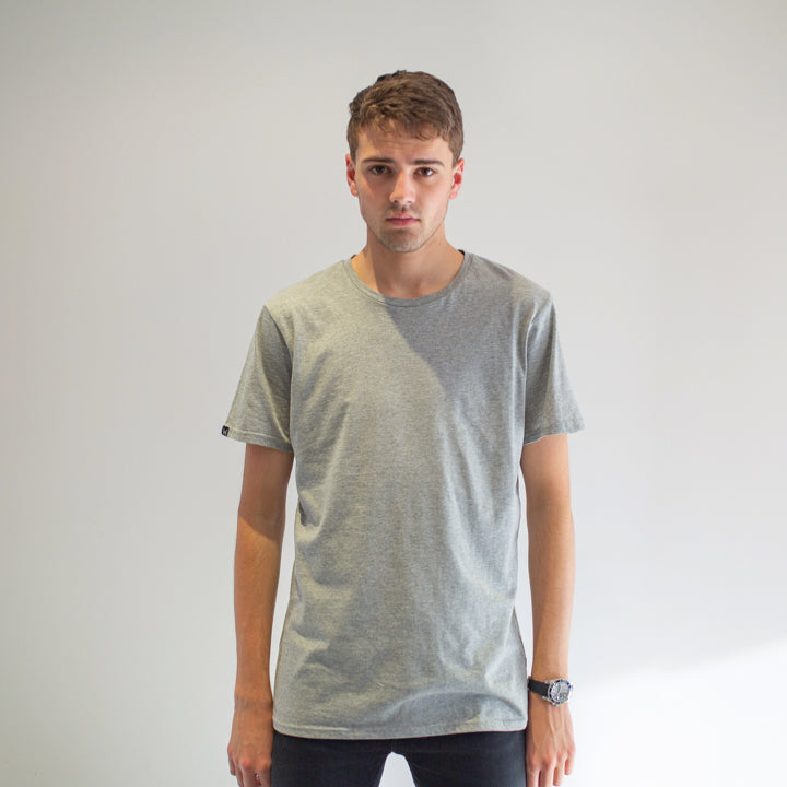 Cavalier - Men's Grey T-Shirt - Threadsmiths