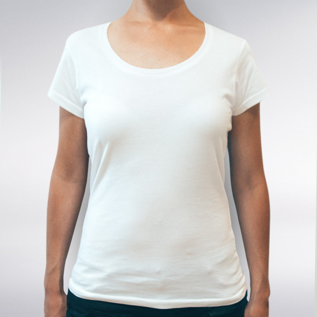 Cavalier - Women's White T-Shirt - threadsmiths
