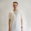 Dumont - White Short Sleeve T-Shirt - Threadsmiths