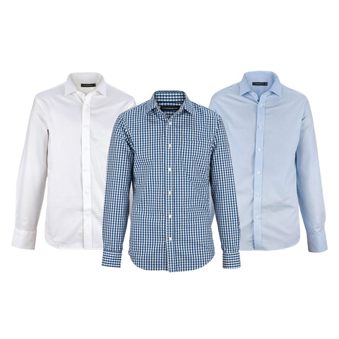 The Grind - Men's 3 Pack Shirt Save