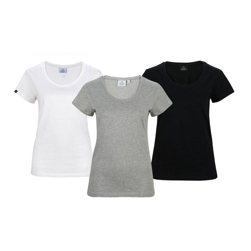 Cavalier - Women's 3 Pack T-Shirt Save - Threadsmiths