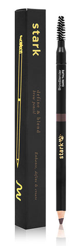 Stark Define & Blend Brow Pencil- Dark Taupe