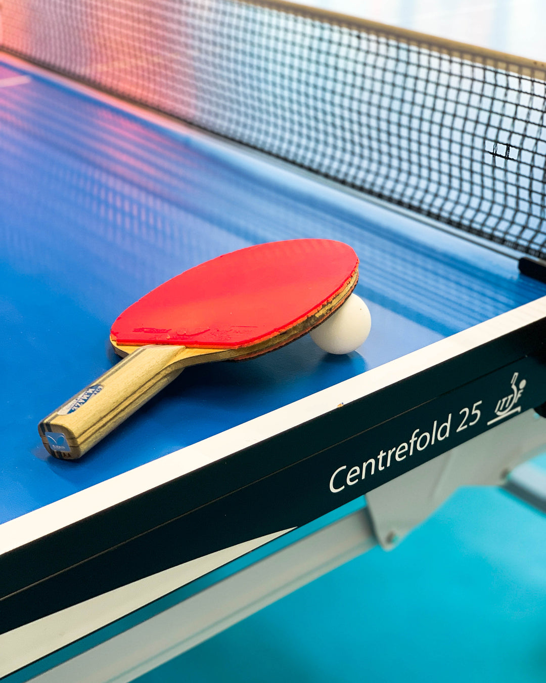 Table Tennis Equipments