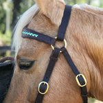 Ballynahinch Tack Leather Nora Bridle-M.T.O