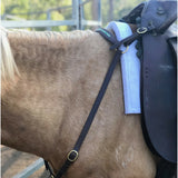 Ballynahinch Tack Leather Fiona Breastplate