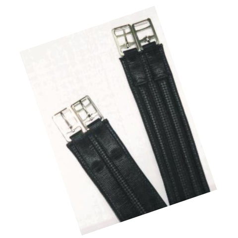 Showcraft Two Buckle Girth- Black 90cm