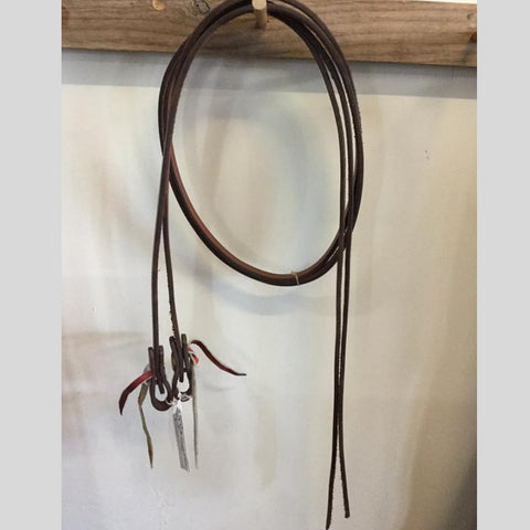 Ballynahinch Tack Light Leather Split Reins