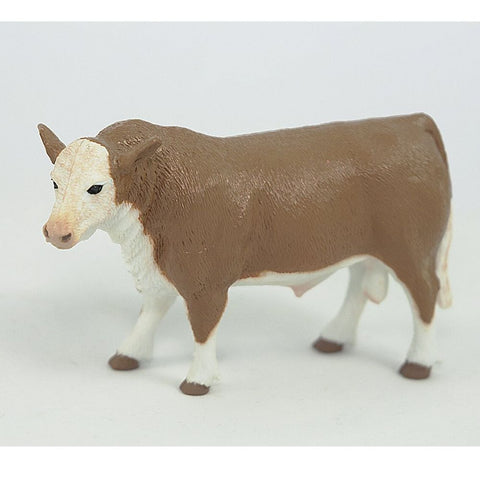 Big Country Toys Hereford Bull-Order In