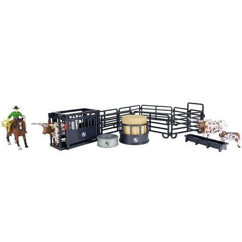 Big Country Toys Large Ranch Set- Order In