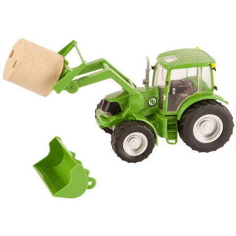 Big Country Toys - Tractor and Implements-Order In