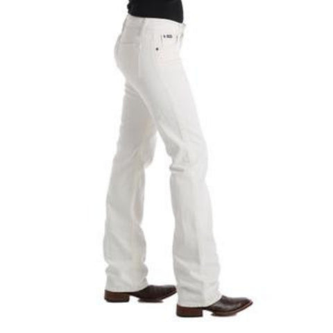 Cinch Ada Jeans-White