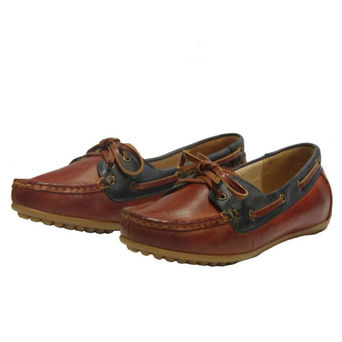 Baxter Ladies Boat Shoe-Instock
