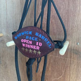 Ballynahinch Tack Bronc Nose Band Set