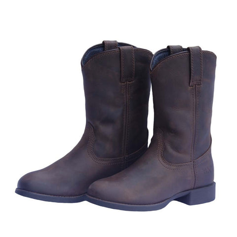 Baxter BXT Ladies Roper Boots- Order In