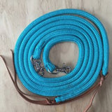 Ballynahinch Tack Rope Split Reins with clips