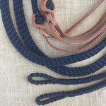 Ballynahinch Tack Flat Plaited Split Reins