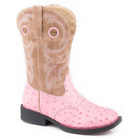 NEW ! Roper Little Kids Boots-Daniela