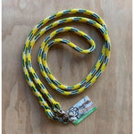 Ballynahinch Tack Rope One Reins with Clips- Aussie