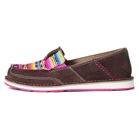 NEW ! Ariat Womens Cruiser-Cheetah Serape