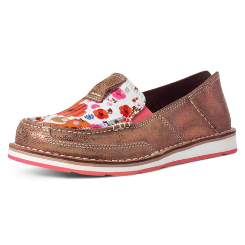 NEW ! Ariat Womens Cruiser-Floral Print