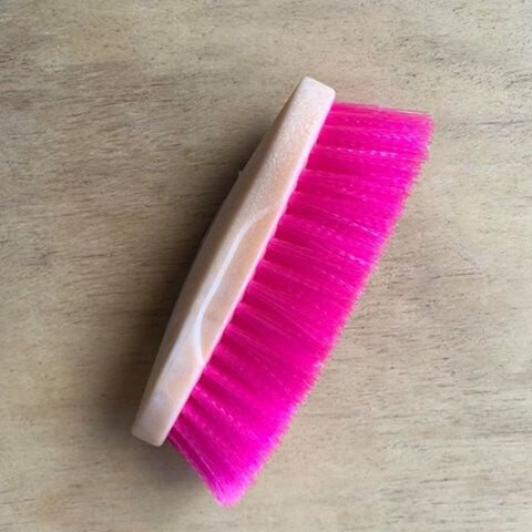Large Dandy Brush-Hot Pink