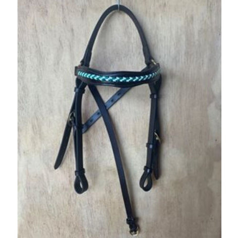 Ballynahinch Tack Fiona Leather Bridle