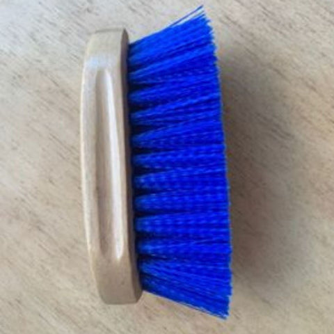 Showmaster Small Dandy Brush- Navy