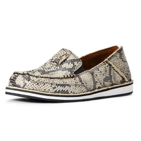 Ariat Womens Cruiser-Snake Print