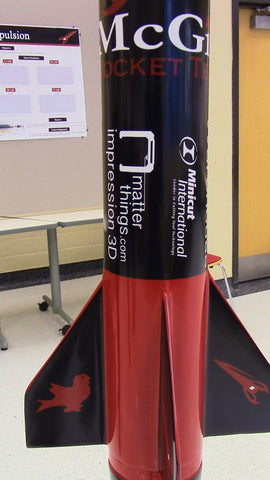 MatterThings McGill Rocket Payload - MatterThings McGill Cartable utile