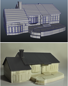 House Model Project