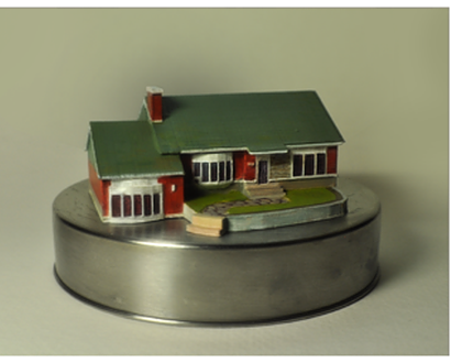 Architectural House Model