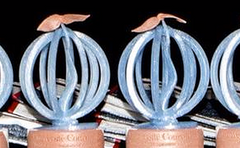 Concordia Co-op Awards 3D Printed trophies