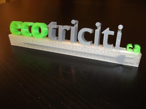 EcoTriciti Logo Project