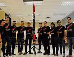 McGill Rocket Team 3D Printed Payload