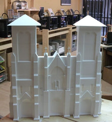 San Fernando Cathedral Model