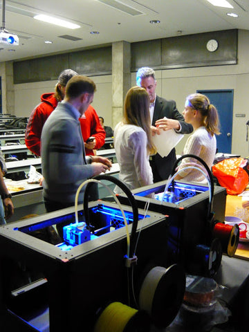 MatterThings brings 3D printing to McGill University | L'impression 3D à l'Université McGill