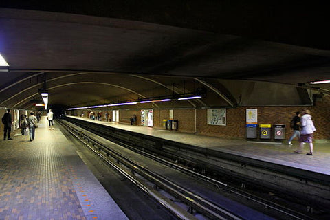 Mount Royal Metro