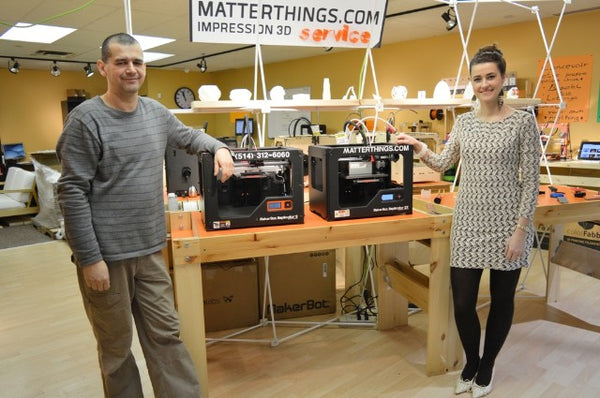 MatterThings - 3D Printing Services Montreal, Canada