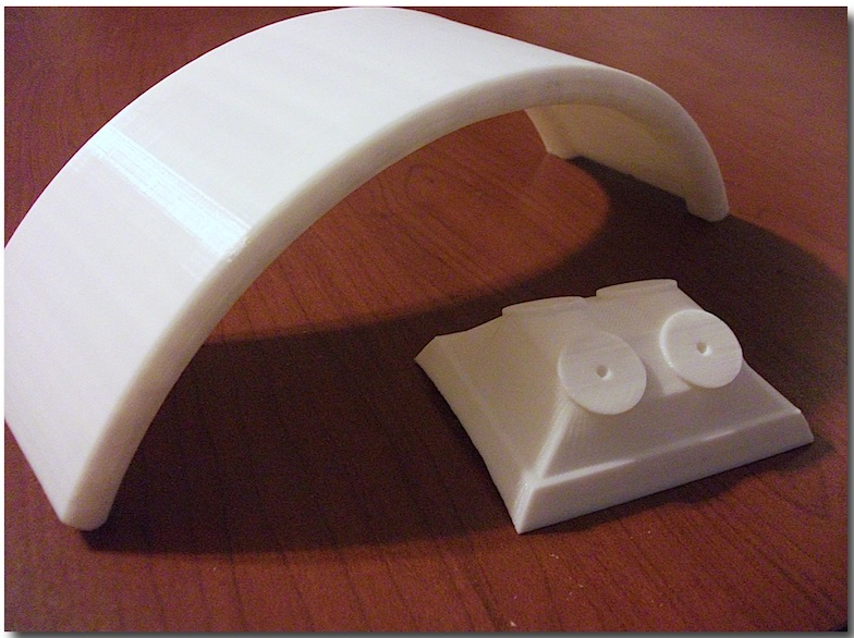 3D Printed Telescope Parts