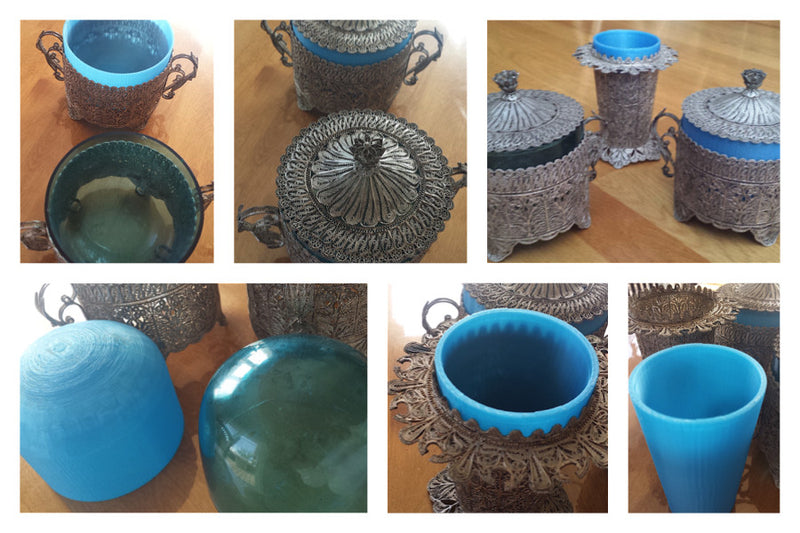Revived Antiques from Syria with 3D Printing - MatterThings - 3D Printing | Impression 3D