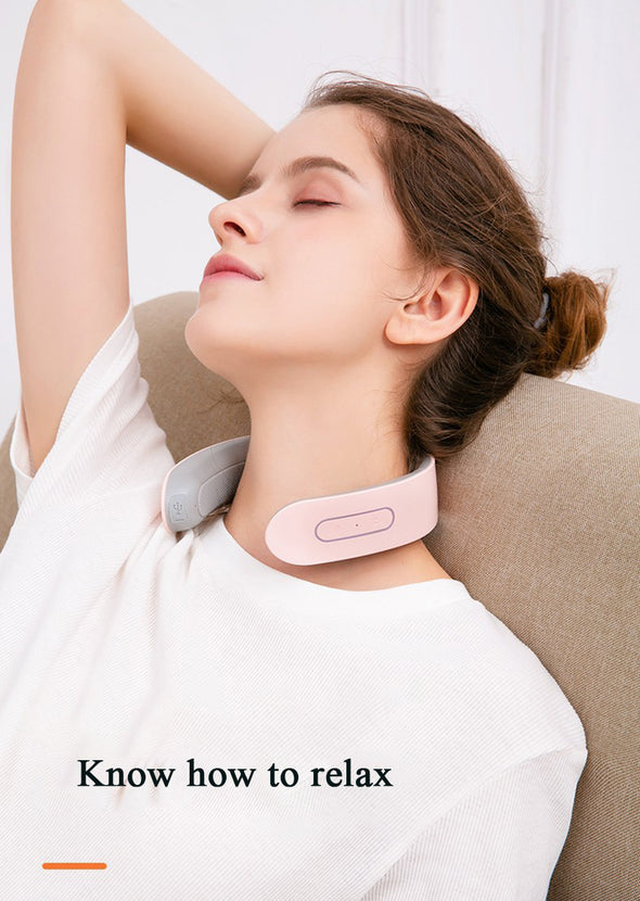 Aptoco Electric Pulse Back and Neck Massage