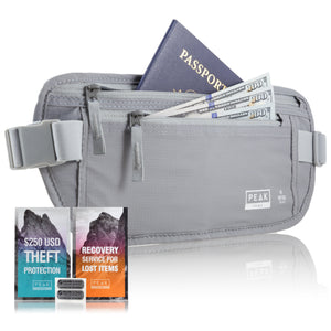 RFID Block Money Belt