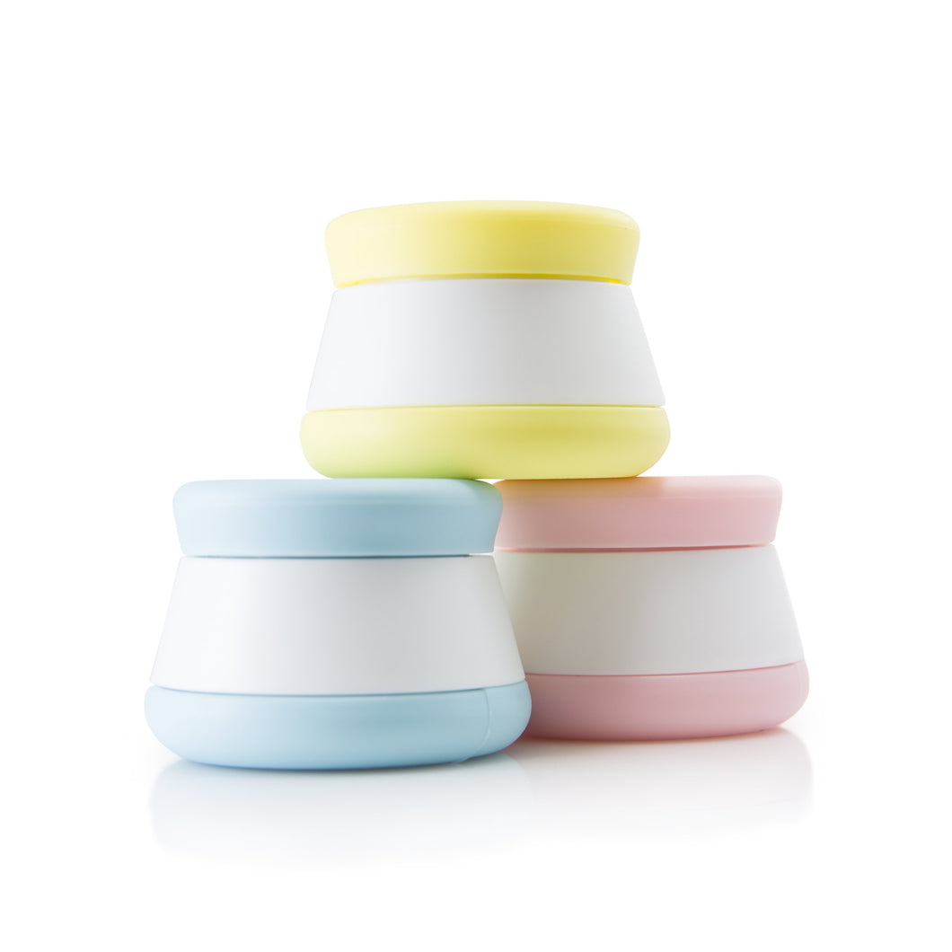 Silicone Travel Containers