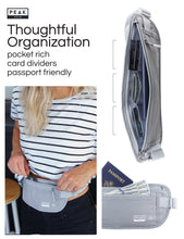 Load image into Gallery viewer, RFID Block Money Belt