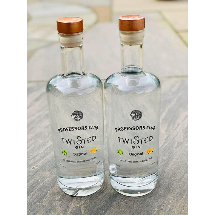 Professors Club Original Gin Twin pack (70cl) - Afterthought Spirits Company Ltd