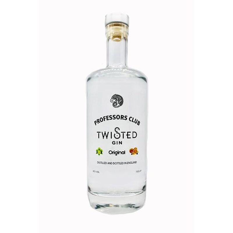 Professors Club Original Twisted Gin (70cl) - Afterthought Spirits Company Ltd