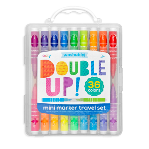 ooly - Double Up! 2-in-1 Mini Markers
