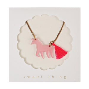 Meri Meri - Unicorn Necklace